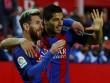 Messi - Suarez vượt Ronaldo - Bale, phá kỷ lục 47 năm