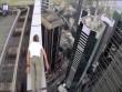 Run rẩy diễn ở mép nhà chọc trời: Yếu tim đừng xem