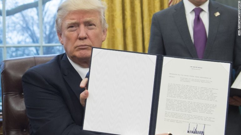 Toà án Mỹ kết luận về lệnh cấm dân 7 nước của Trump - 1