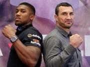"""Thể thao - Siêu boxing tranh 3 đai: Klitschko e ngại """"Kẻ hủy diệt"""""""