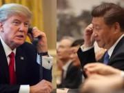 """Thế giới - Trump nói gì khi """"bất ngờ"""" điện đàm với ông Tập Cận Bình?"""