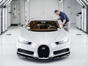 """Tường tận quy trình Bugatti tạo ra """"ông hoàng tốc độ"""" Chiron"""