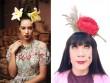 """Học theo """"Cám"""" Thành Lộc, Lilly Nguyễn cũng hoa cài mái tóc"""
