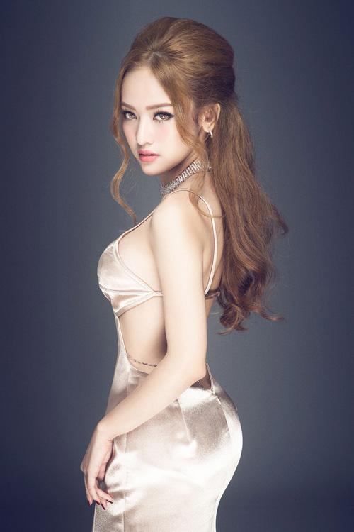 """Thiếu gia Phan Thành có """"tiếc nuối"""" Thúy Vi sexy hết cỡ này? - 4"""