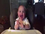 Video Clip Cười - Clip hài: Loạt biểu cảm khó đõ của nhóc tì