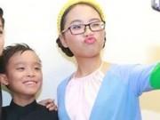 """Cùng 14 tuổi, Phương Mỹ Chi khác """"trời vực"""" với Hồ Văn Cường"""