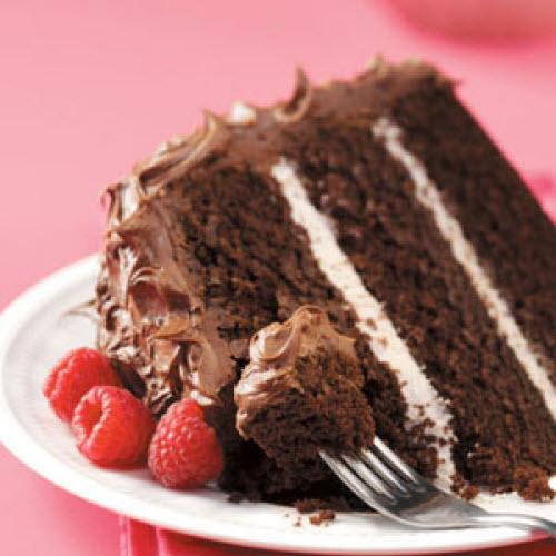 10 loại bánh sô cô la cho lễ Tình nhân ngọt ngào - 1