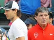 """Chú cháu Nadal """"dứt tình"""" 27 năm: Buồn nhưng cần thiết"""