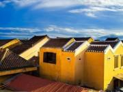 Du lịch - Tại sao nhà cổ Hội An ánh một sắc vàng?