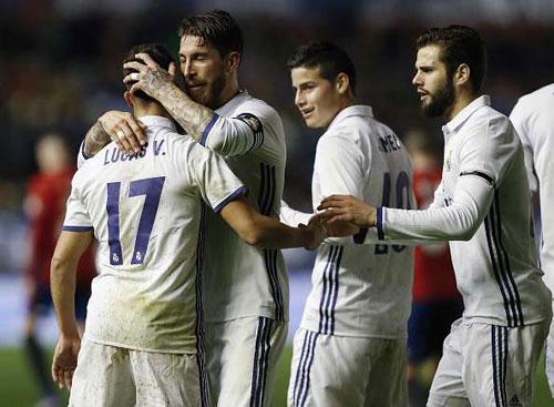 Real Madrid đá 3-5-2 phá sản: Zidane đừng mạo hiểm - 2