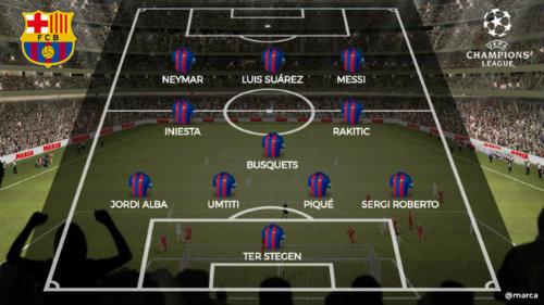 Gặp Barca vòng knock-out C1: HLV PSG sợ Messi một phép - 3