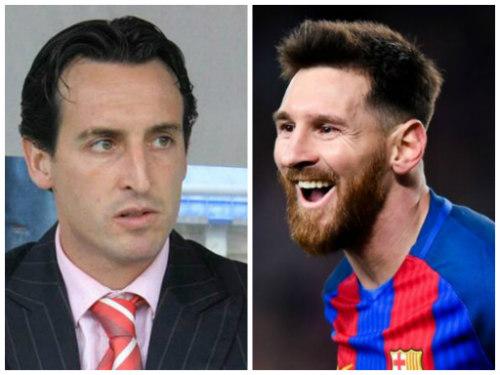 Gặp Barca vòng knock-out C1: HLV PSG sợ Messi một phép - 1