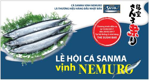 Cá Sanma Nemuro bồi bổ sức khỏe cả gia đình - 3