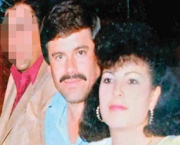 Những người đẹp trong đời trùm ma túy Mexico Chuột chũi - 5