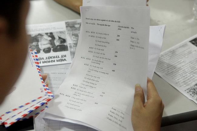 Mốc thời gian thí sinh cần nhớ trong kỳ thi THPT Quốc gia 2017 - 1