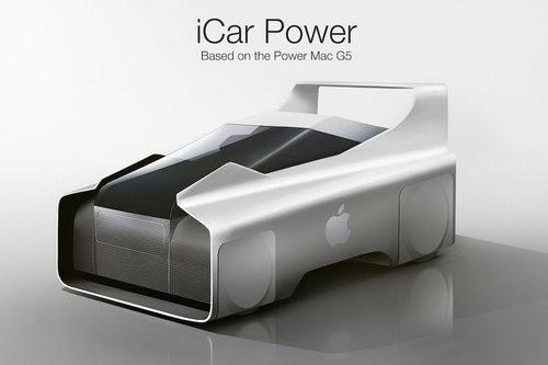 Ô tô do Apple sản xuất sẽ như thế nào? - 3