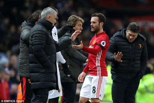 Nghịch lý MU – Mourinho: Hay nhất châu Âu, lo âu NHA - 2