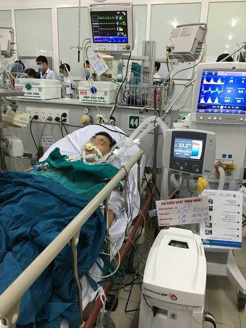 Cứu sống người bệnh hôn mê sau khi đi đám tang - 1