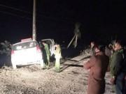 Khách dùng đá đập đầu tài xế để cướp taxi trong đêm