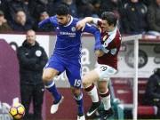 """Chelsea bị cầm hòa: Đối thủ đã biết """"khóa"""" Hazard-Costa"""