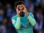 Tiêu điểm V22 La Liga: Barca thắng to mà vẫn lo âu