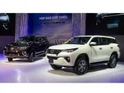 Tư vấn - Vừa ra mắt VN, Toyota Fortuner 2017 bán vượt dự kiến