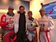 Thể thao - Tennis 24/7: Federer gây bất ngờ với thử thách trượt tuyết
