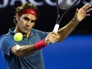 Thể thao - BXH tennis 13/2: Federer thăng tiến, tiếp tục mơ mộng