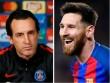 Gặp Barca vòng knock-out C1: HLV PSG sợ Messi một phép