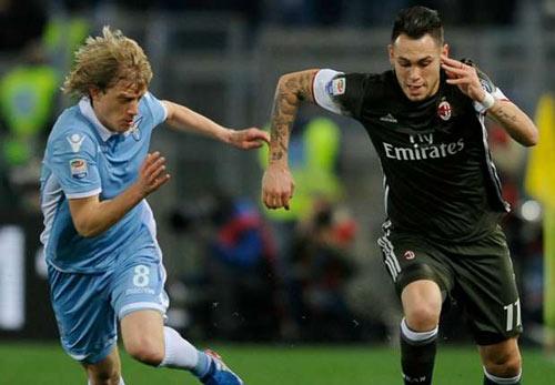 Lazio - AC Milan: Giải cứu kịp lúc - 1
