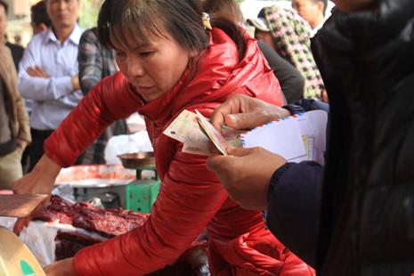 Giá thịt trâu chọi đắt gấp 3 - 4 lần thịt trâu thường - 6