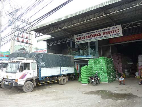 Xuất khẩu gạo gặp khó - 1