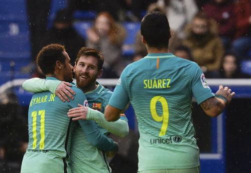 PSG – Barcelona: Phản khách vi chủ - 2