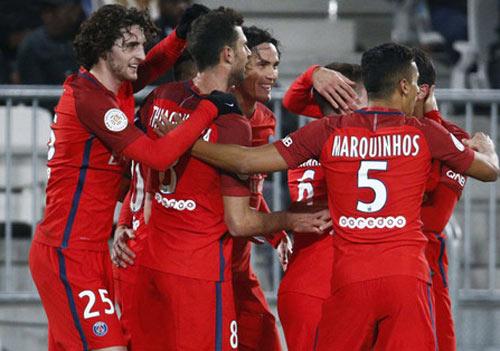 PSG – Barcelona: Phản khách vi chủ - 1
