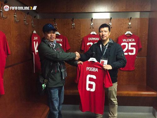 BLV Quang Huy sang Anh xem Manchester United theo cách không ai ngờ đến - 3
