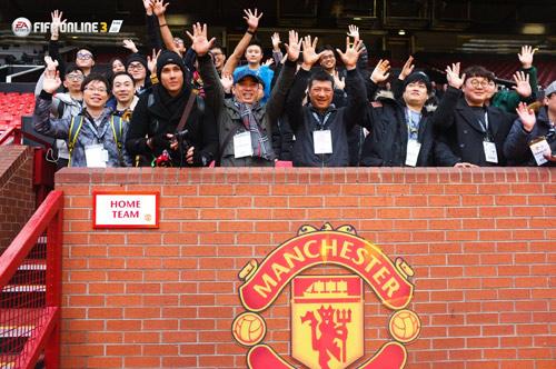 BLV Quang Huy sang Anh xem Manchester United theo cách không ai ngờ đến - 4