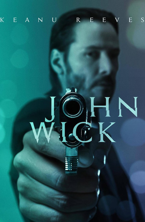 """Màn võ thuật cực đỉnh của sát thủ """"John Wick"""" - 1"""