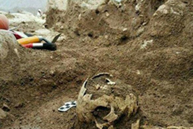 """Xương người """"khổng lồ"""" cùng kho báu 2.500 tuổi ở Iran - 2"""