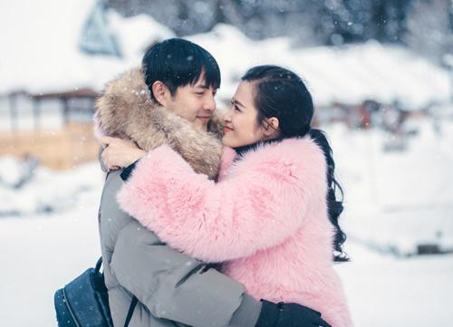 Đông Nhi và bạn trai diễn cảnh yêu quá ngọt - 3