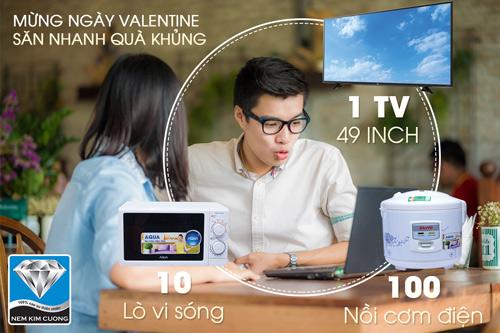 Mong muốn của vợ ngày Valentine - 2