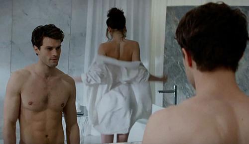 """Bí mật không ngờ về cảnh nóng trong phim 18+ """"50 sắc thái"""" - 1"""