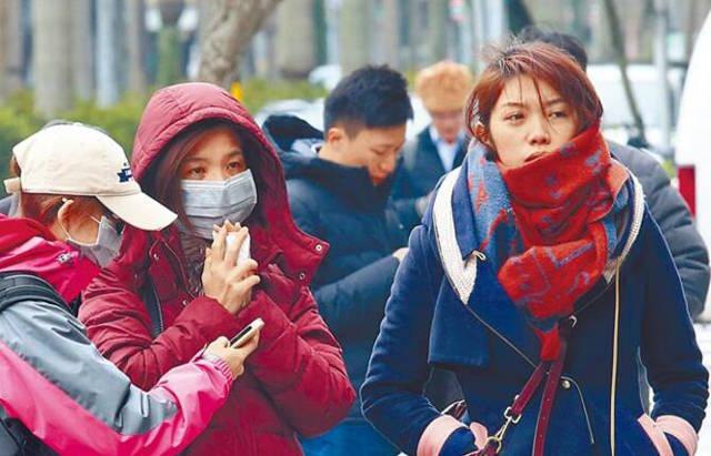 4 ngày, 154 người chết vì rét ở Đài Loan - 2