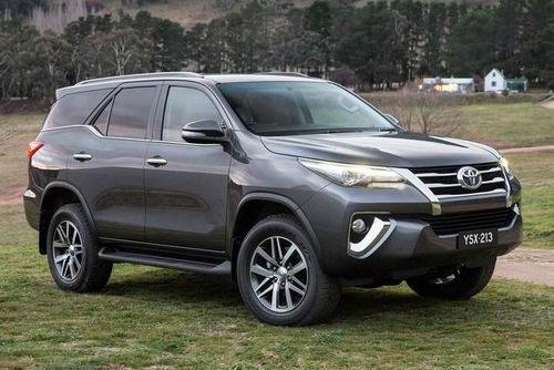 10 mẫu xe bán chạy nhất Việt Nam tháng 1/2017 - 7