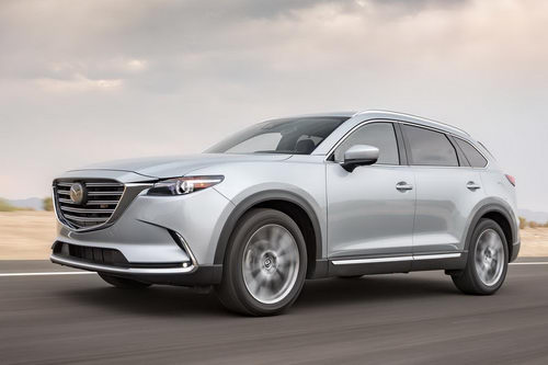 Mazda CX-9 2017 giá từ 735 triệu đồng - 1