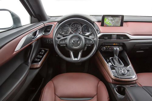Mazda CX-9 2017 giá từ 735 triệu đồng - 3