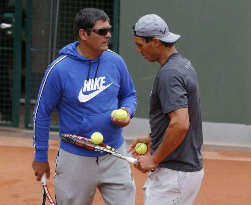 """Nadal """"dứt tình"""" với chú Toni: Nên mừng cho """"Bò tót"""" - 1"""
