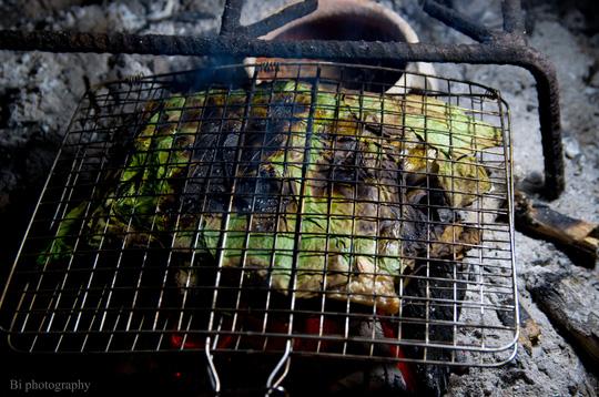 Ngày lạnh, lai rai cá chai nướng ngũ vị thơm lừng - 6