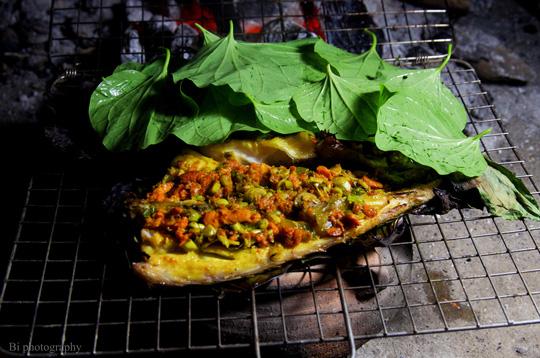 Ngày lạnh, lai rai cá chai nướng ngũ vị thơm lừng - 5