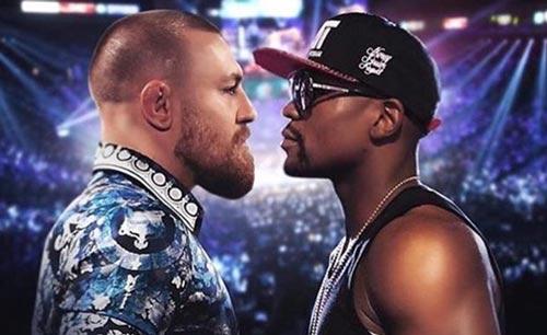 Lại cãi vã trận trăm triệu đô Mayweather - McGregor - 3