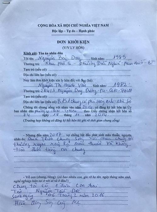 Chồng Phi Thanh Vân đơn phương ly hôn đúng lễ Tình nhân - 2